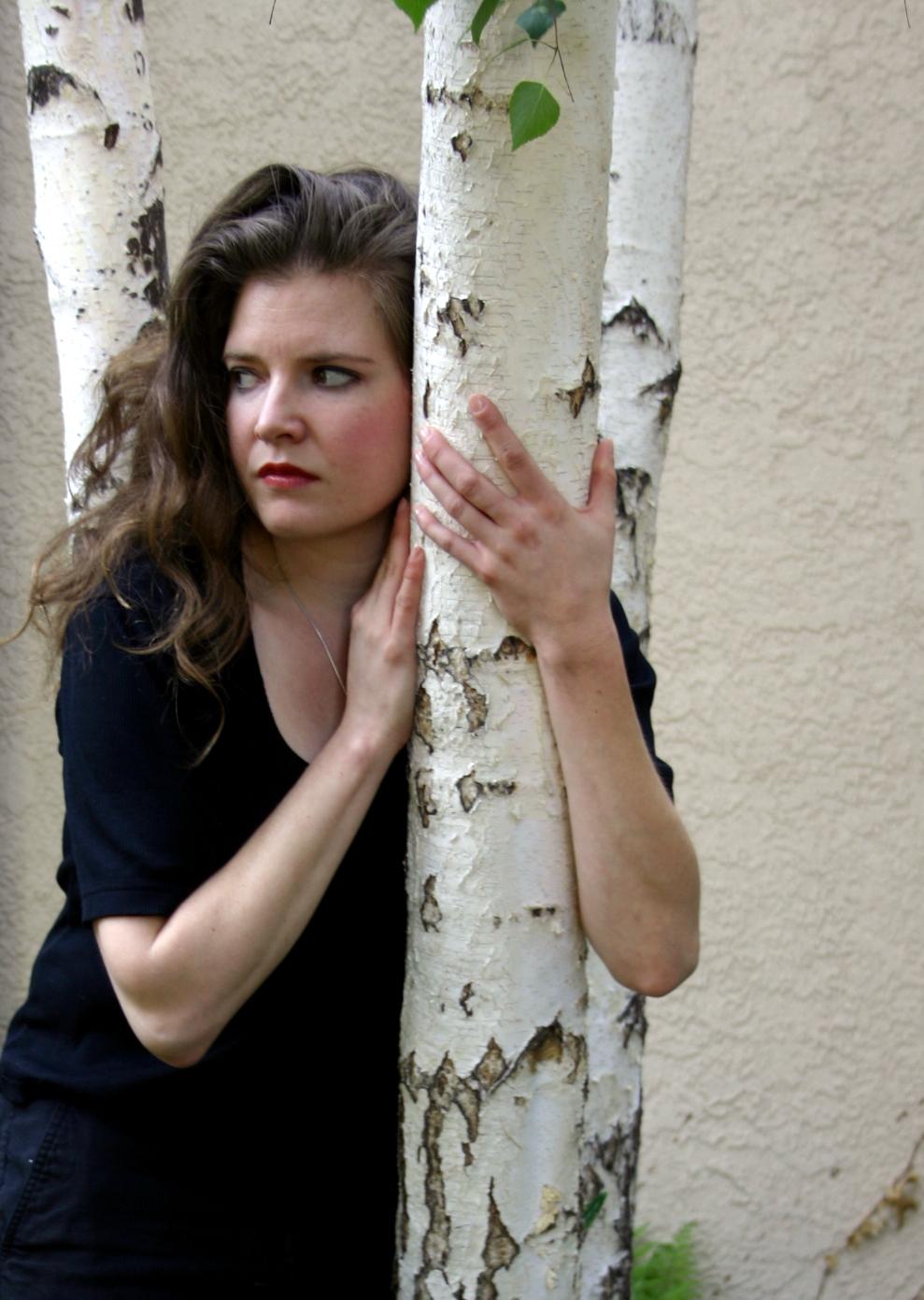 Lisa tree hugger